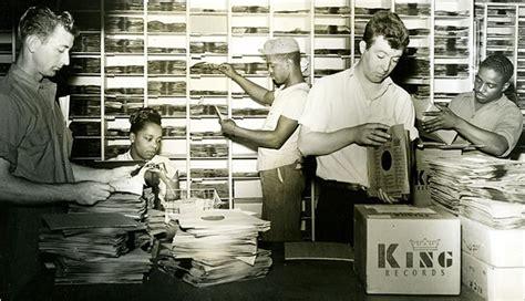 Records Cincinnati King Records Cincinnati Rcr American Roots