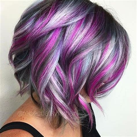 fun hair color ideas for summer best hair color 2017