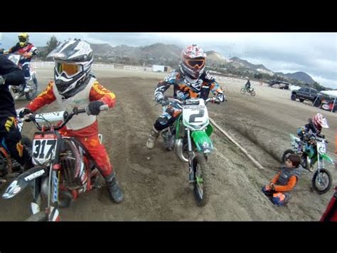motocross racing for kids motocross kids dash for cash dirt bike race youtube
