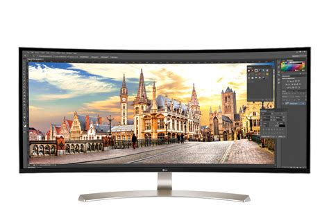 Monitor Lg Ultrawide lg 38uc99 w 38 class 21 9 ultrawide 174 wqhd ips curved led monitor 37 5 diagonal lg usa