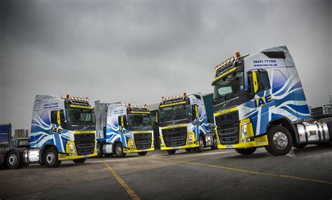 iae raise  quality stakes    volvo trucks fleet uk haulier