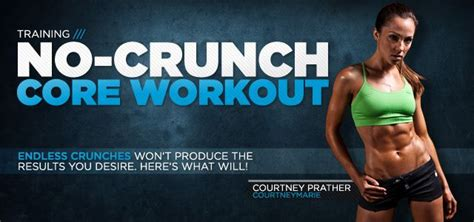 ab dominate your no crunch workout workouts workout and exercises