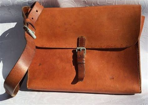 Swiss Army Leather vintage swiss army leather tool bag swiss army swiss
