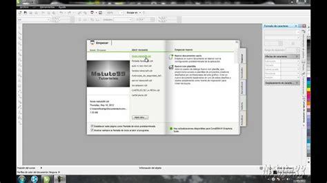 tutorial corel draw basico corel draw x5 tutorial basico herramientas basicas y de