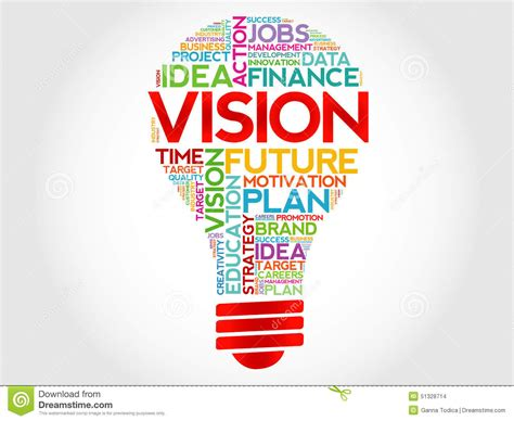 visio n when visions are non existent stagnant or complete