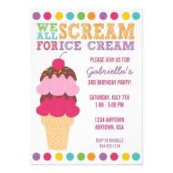 ice cream social flyer template free ice cream social