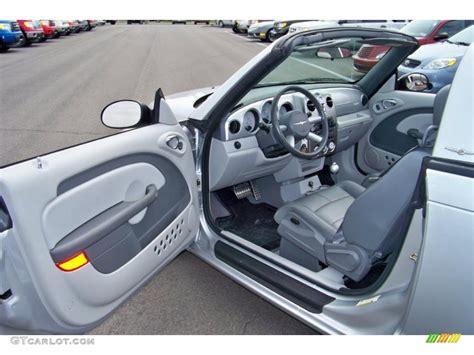 2006 Pt Cruiser Interior by 2006 Chrysler Pt Cruiser Gt Convertible Interior Photo