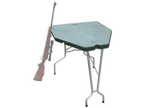 folding shooting bench mtm predator portable shooting bench