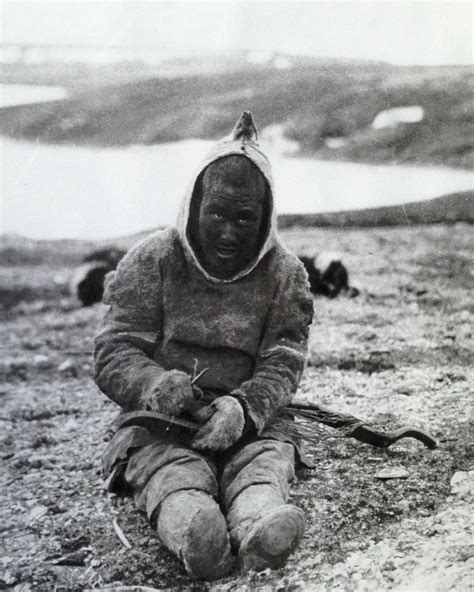 Inuit Culture - Canada North Outfitting Inuit Artifacts History