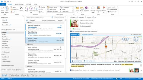 Office 365 Outlook Review A Look At Office 2013 Three Months With Microsoft