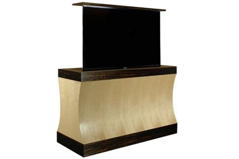 tv cabinet with lift system cascade tv lift cabinet us made tv lift kit