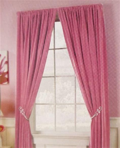 Pink Velvet Curtains Pink Velvet Drapes