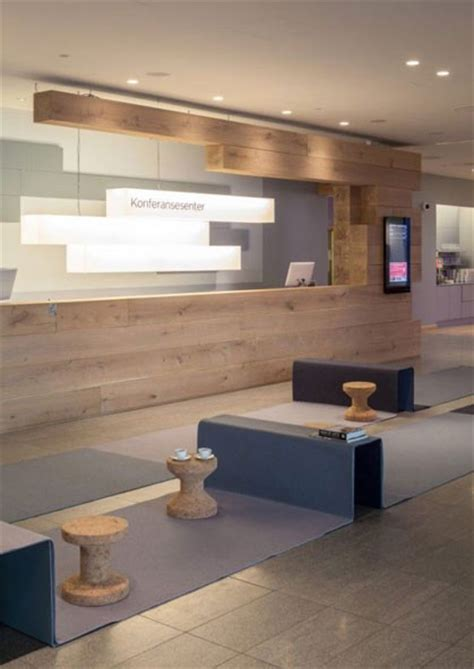 hotel front desk meeting topics impactful entry space choice hotel expo gpi design