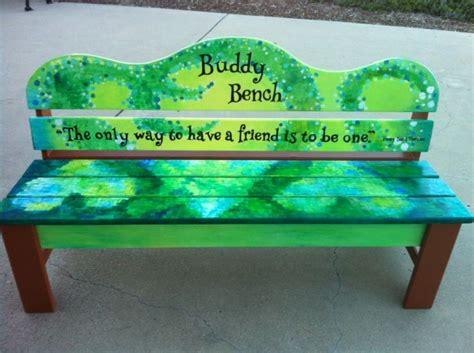 bench buddy buddy bench buddy benches pinterest