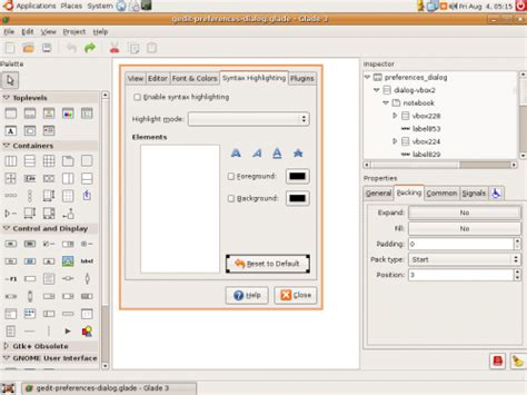 glade layout editor download top 10 best web development tools for linux savedelete
