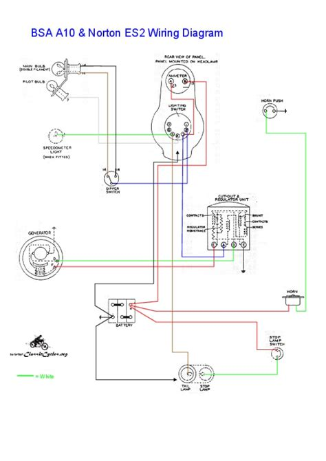 norton wiring diagram norton free engine image for user