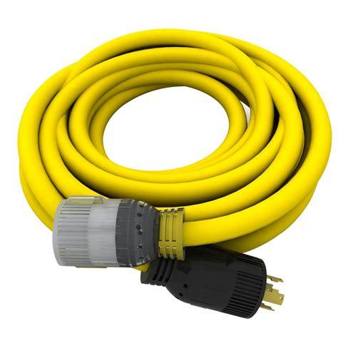 dek universal 25 10 4 240v generator extension cord