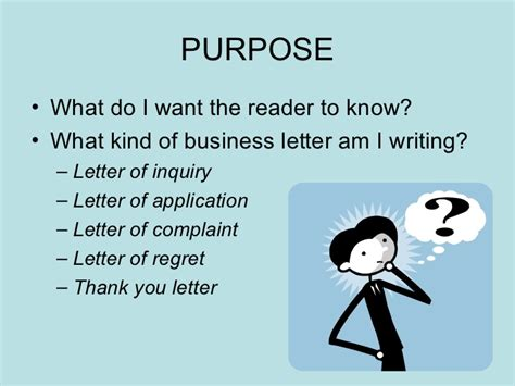 Appearance Of Business Letter Ppt business letters power point presentation
