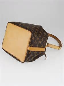 louis vuitton monogram canvas petit noe bag yoogis closet