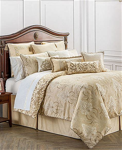 waterford bedding collection waterford copeland 4 pc bedding collection bedding collections bed bath macy s