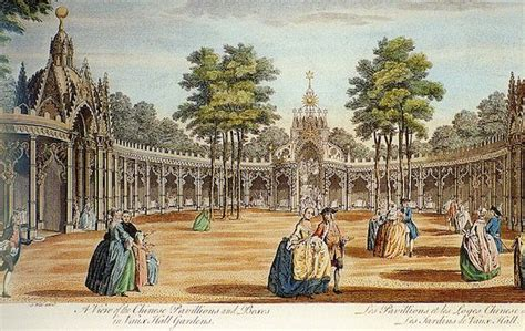 vauxhall gardens vauxhall gardens three piazzas of supper boxes july 27