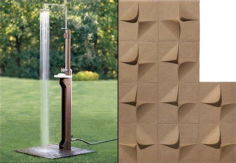 Outdoor Portable Shower by Ten Ways To Ease Into June