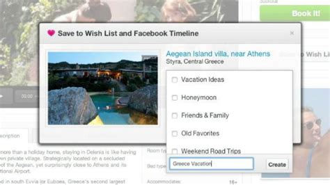 airbnb wish list airbnb adds wish lists to make site more social