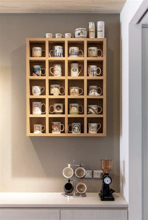 Mug Shelf Kitchen by Coffee Mug Storage Ideas Diy Projects Craft Ideas How To