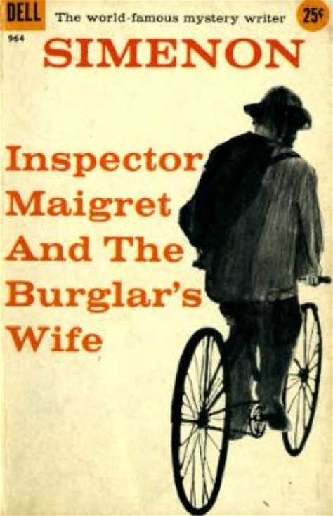 maigret and the dead inspector maigret books dell book covers 2200 2249