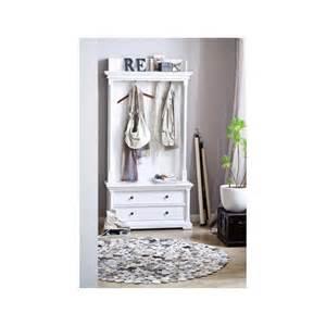 Wonderful Meuble Vestiaire D Entree Ikea #8: Meuble-porte-manteau-moderne-bois-blanc-2-tiroirs-5-pateres-100x190cm-acajou-royan.jpg