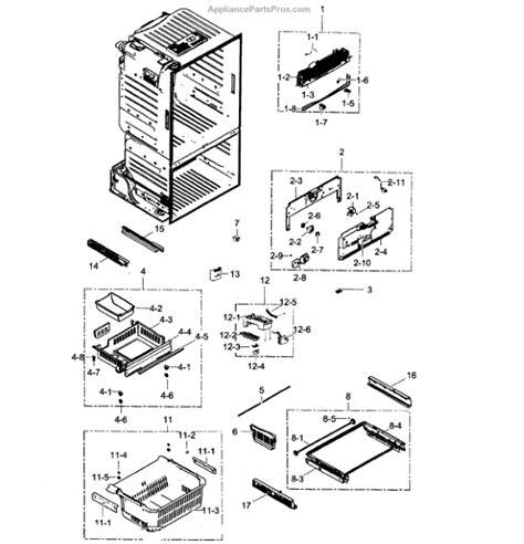 samsung refrigerator maker parts diagram samsung maker schematic get free image about wiring