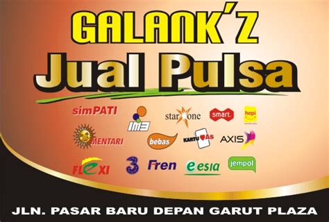 New Spanduk Jual Pulsa Harga Tulis Sendiri Banner Pulsa 60x100 banner ulang tahun gambar newhairstylesformen2014