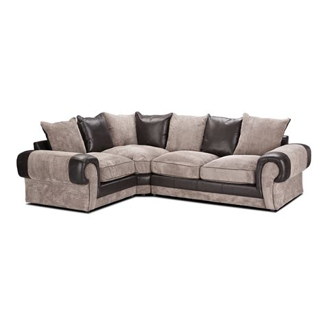 Brown Corner Sofa Bed Tangent Scatter Back Corner Sofa Bed Next Day Delivery Tangent Scatter Back Corner Sofa Bed