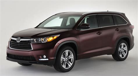 toyota highlander 2015 2015 toyota highlander review cargurus