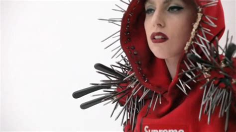 gaga supreme gaga x supreme the