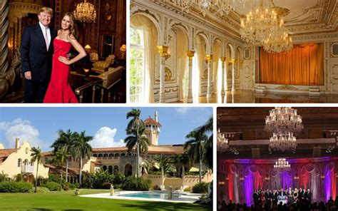 how many houses does trump own winter white house resort of president donald trump