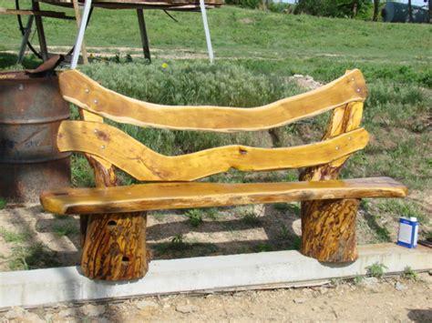 split log bench for sale osage orange bench the wood whisperer