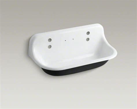 kohler trough bathroom sink kohler trough sink commercial line trough sinks