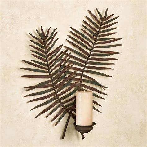 Leaf Sconce palermo leaf wall sconce set