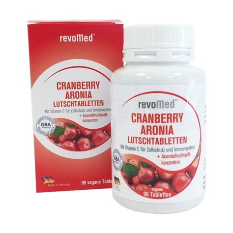 Acerola Cherry Scrub revomed cranberry chokeberry lozenges with acerola