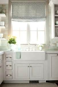 the sink kitchen window treatments 30 impressive kitchen window treatment ideas