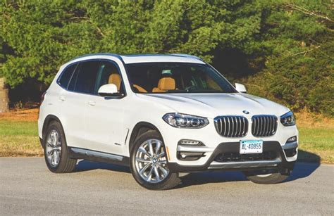 bmw small suv 2018 bmw x3 may be among the best luxury compact suvs