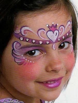 imagenes para pintar la cara las 25 mejores ideas sobre pintura cara ni 241 os en