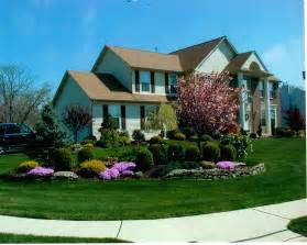 Landscape Corner Lot Pictures Landscape Design Installation And Services Monmouth County
