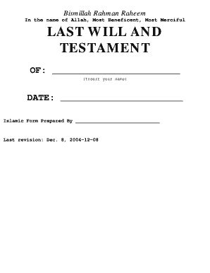 Free Last Will And Testament Template Choice Image Template Design Ideas Last Will And Testament Cover Page Template