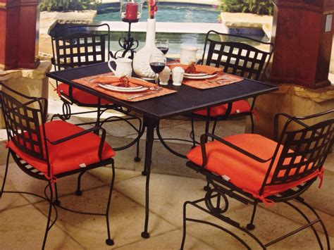 meadowcraft patio furniture for frontier area of house