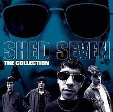 the collection shed seven album