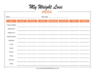 weight management tracker weekly weight loss tracker paso evolist co