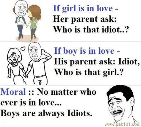 Or Question For A Boy Loving An Idiot Quotes Quotesgram