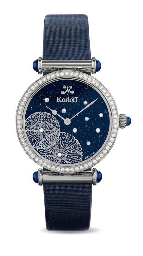 Watches Exclusively At by Highly Anticipated Luxury Brand Korloff Now